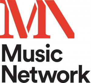 Music Network Logo colour stacked