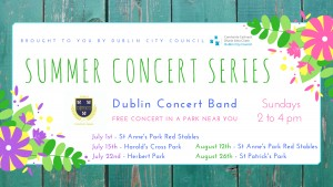 DCB SUMMER CONCERTS