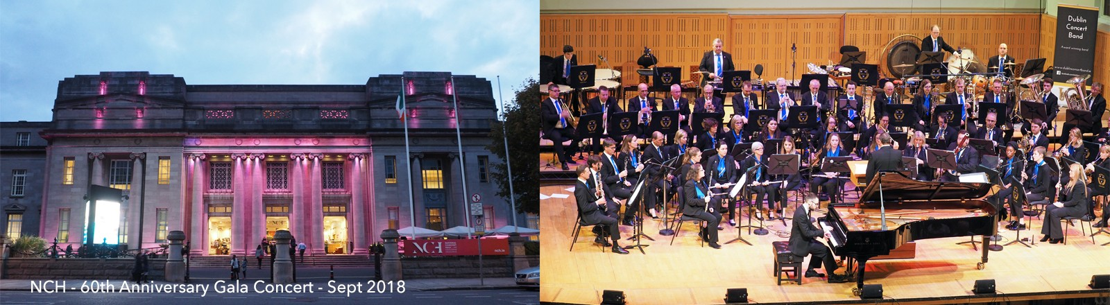 NCH - 60th Anniversary Gala Concert Sept 2018