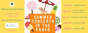 summer concerts web banner 2019